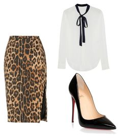 """""""Classy and cute"""" by stylesbyfashionistalex on Polyvore"""