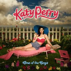 Katy Perry - One Of The Boys on Vinyl LP