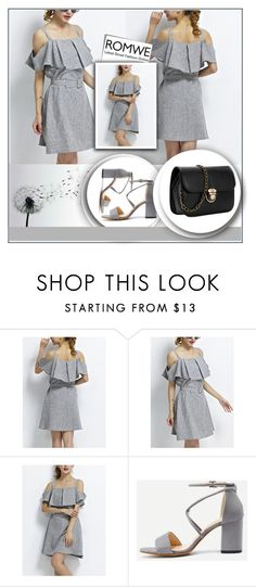 """""""ROMWE 9/10"""" by melisa-hasic ❤ liked on Polyvore featuring Post-It"""
