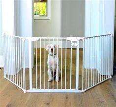 Carlson Pet Pet Gate Extension for 0930PW Extra Wide Pet Gate Size