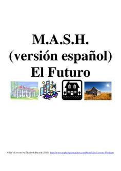 For my spanish teacher friends!!