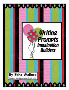 "WRITING PROMPS:  FIFTEEN Prompts that ignite the imagination!  Get those kids sharpening their pencils -- high quality photos and clip art.  Samples:  What Made This Monster Turn Green?, What Makes You Say, ""Ouch""?   LITERACY Fun and Learning."