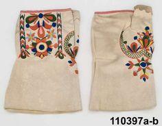 Gudrun, Cashmere Wool, Regional, Folklore, Mittens, Fairy Tales, Museum, Textiles, Silk