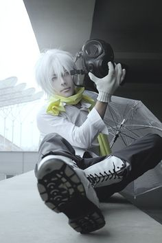 Clear from DRAMAtical Murder