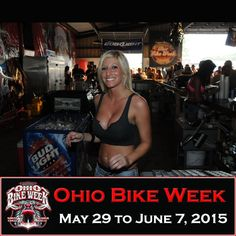 Preview of the 2015 OH Bike Week - 2015 Dates are May 29 to June 7  **More Pictures at http://blog.lightningcustoms.com/oh-bike-week-pics/ **VIDEOS www.lightningcustoms.com/ohio-bike-week-video.html  **VIP Tickets Still Available ohiobikeweek.com **OBW Info www.lightningcustoms.com/ohio-bike-week.html  #2015ohbikeweek
