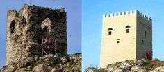 Restoration of a Istanbul castle has social media abuzz with comparisons to children's cartoon character Spongebob Squarepants in Turkey. Pyramid Of Djoser, Wooden Statues, Tutankhamun, Travel Tours, Travel Ideas, 15th Century, Abandoned Places, Abandoned Castles, Art World