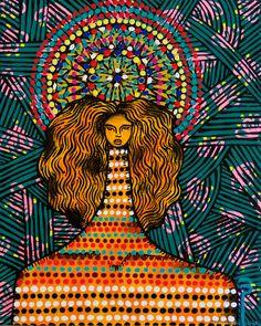 #crown #chakra Meditation Art, Chakra Meditation, Crown Chakra, Art Google, Photo Art, Artsy, Chakras, Bliss, Instagram Posts