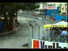 F1 - Ayrton Senna vs Nigel Mansell - Monaco 1991 (JAP).avi