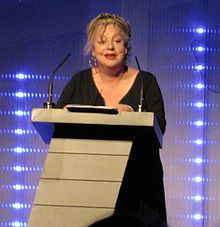 """Jo Brand - """"Anything is good if it's made of chocolate."""""""
