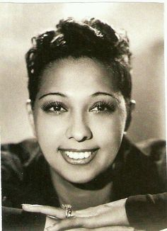 Josephine Baker - another woman who just did it!