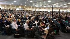 Catherine Field hall attracts thousands of Jehovah's Witnesses from across NSW | DailyTelegraph