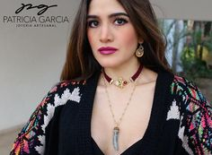 PG HAPPY SATURDAY #pg #joyeriaartesanal #necklace #choker #earrings #jewelry #hechoamano #handmadejewelry #ideartemexico #arte #labradorita #artesanos #losmochis #mx #winter #mexicocreativo