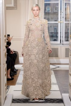 Schiaparelli Spring 2018 Couture Fashion Show Collection