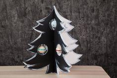 Cómo hacer un árbol de Navidad de madera para decorar tu salón