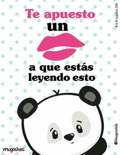 Beso Memorial Tattoos Mom, Teddy Bear Quotes, Love Wallpaper Backgrounds, Wallpapers, Mexican Quotes, Fantastic Quotes, Frases Humor, Panda Love, Spanish Memes