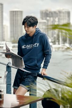 Gong Yoo / Discovery EXPEDITION