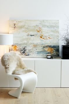 INTERIOR DESIGN | lorch-art | Achern | Germany | Petra, Germany, Living Room, Interior Design, Painting, Art Club, Painting Abstract, Design Interiors, Nest Design