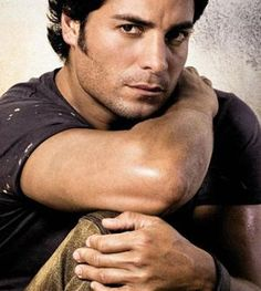 """Puerto Rican singer Chayanne from movie """"Dance with Me""""...Muy Caliente!!!"""