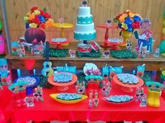 Rocket Power, Birthday Parties, Birthday Cake, Mini, Ideas Para Fiestas, Party Stores, Kid Birthdays, Kids Part, Anniversary Cakes