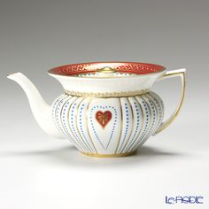 Wedgwood (Wedgwood) Queen of Heart Teapot