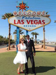 Vegas Wedding Baby