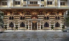 Walid Al jasim Hotel in Iraq  For more details :   90 216 306 00 72   /  971 4 586 9140  You Imagine, We Can Make It  Polidec Luxury   Exterior Design           #hotel #polidec #polyurethane #polidecluxury #ıraq #wall #marble #polymarble #polystone #architecture #architect #construction #villastructure #structure #design #designer #palace #modern#luxry #hotel #resort #luxuriousvilla #decor #furniture #stairs #luxurious #love #wall #chandelier Premium Wordpress Themes, Window Sill, Abu Dhabi, Exterior Design, Latina, Villa, Stairs, Chandelier, Construction