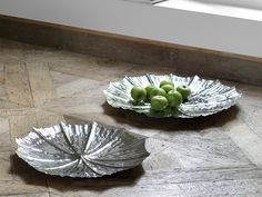 Fink Living Edelstahl Schale Lotus kaufen im borono Online Shop