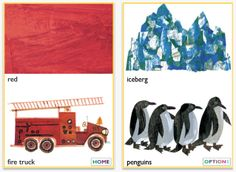 The Eric Carle app - Your children's very first books become their Very First app.
