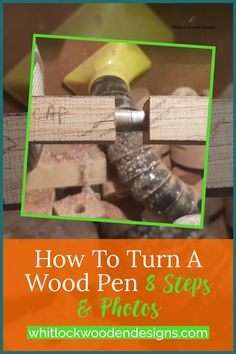 Nothing is more beautiful than a wood pen ❤ But how do you start making pens❓ #penturning #penturner #woodworking Big Pen, Pen Blanks, Pen Turning, Drill Press, Rollerball Pen, Woodturning, Pens, How To Make, Beautiful