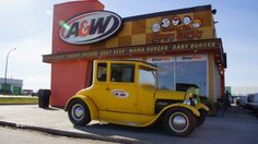 1926 Ford Coupe A&W Cruiser at Rosetown Saskatchewan: http://www.specialcarstore.com/content/prairie-survival