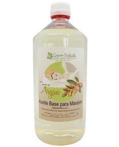 Aceite Masaje Base Argán