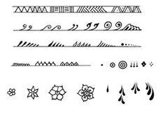 Love Henna Tattoos | Henna designs