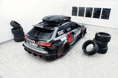 Olsson Audi RS6 Rear