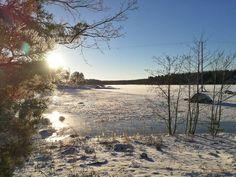 🌞 #sunnyday #goodday #finland #pyhtää #pyttis #purola #keihässalmi #nofilter