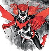 Batwomen Katie Kane