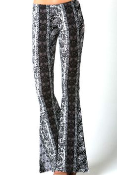 Lucky Duck Signature Bell Bottoms (Boho Collection - More Colors)