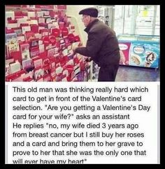 What a sweet story