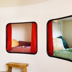 The Futuristic Pod Nook | 44 Cozy Nooks You'll Want To Crawl Into Immediately