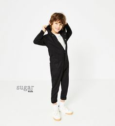 Oliver from Sugar Kids for ZARA.