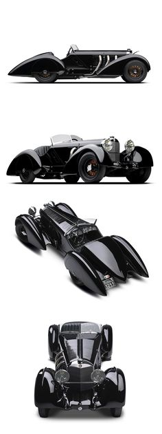 "MERCEDES BENZ SSK ""COUNT TROSSI"""
