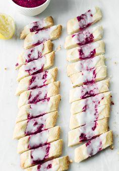 Cookie Recipes, Dessert Recipes, Polish Desserts, Cranberry Orange Bread, Hot Dog Buns, Baked Goods, Sweet Recipes, Delicious Desserts, Delish