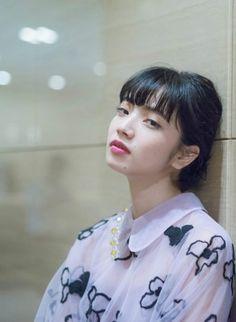 Komatsu Nana, Cute Woman, Girly, Japan, Actresses, Portrait, Lady, Model, West Side