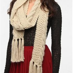 knockoff urban outfitters scarf