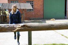 Urlaub auf dem Bauernhof an der Ostsee mit Kind