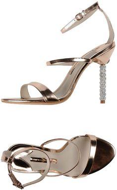 847137fec8 Sophia Webster Talulah feather-trimmed patent-leather sandals ($730 ...