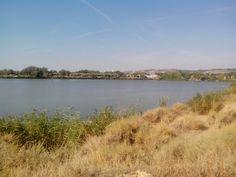 Laguna del Campillo. Desde el Merendero.
