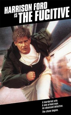 the fugitive. i can guarantee you ANY harrison ford movie or ANY tommy lee jones movie will blow you away. and they're both in this... amazing movie!!