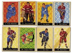 hockey cards remember the boys trading them, they were huge! Hockey Cards, Baseball Cards, Wayne Gretzky, Tim Hortons, Canada, Home Team, Detroit Red Wings, Hockey Players, Nhl