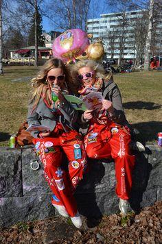 Kolmossija, kuvaaja Heikki Ojanperä. #univaasa Rave, Style, Fashion, Raves, Swag, Moda, Fashion Styles, Fashion Illustrations, Outfits