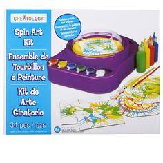 Creatology Spin Art Kit